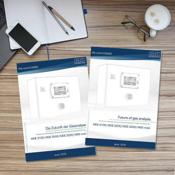 Broschüre MDE 3300, 3200, 3100