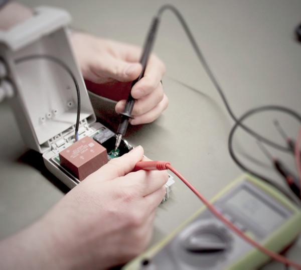 Wartungen und Reparaturen bei HTK