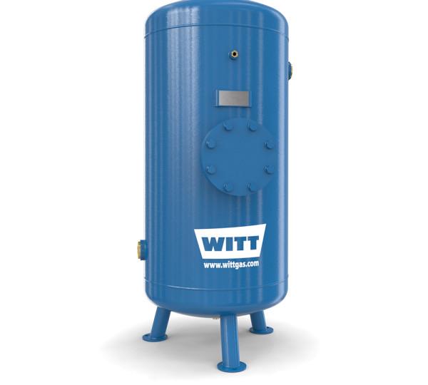 Mischgasbehälter